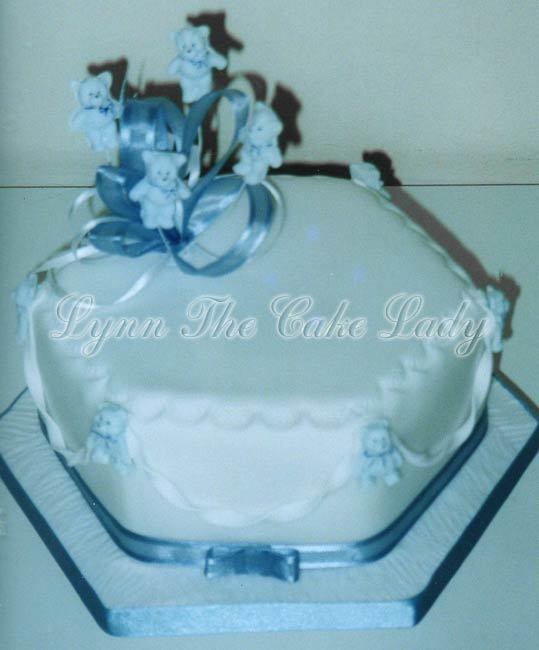 Wedding Cakes And Birthday Cakes In Kidderminster